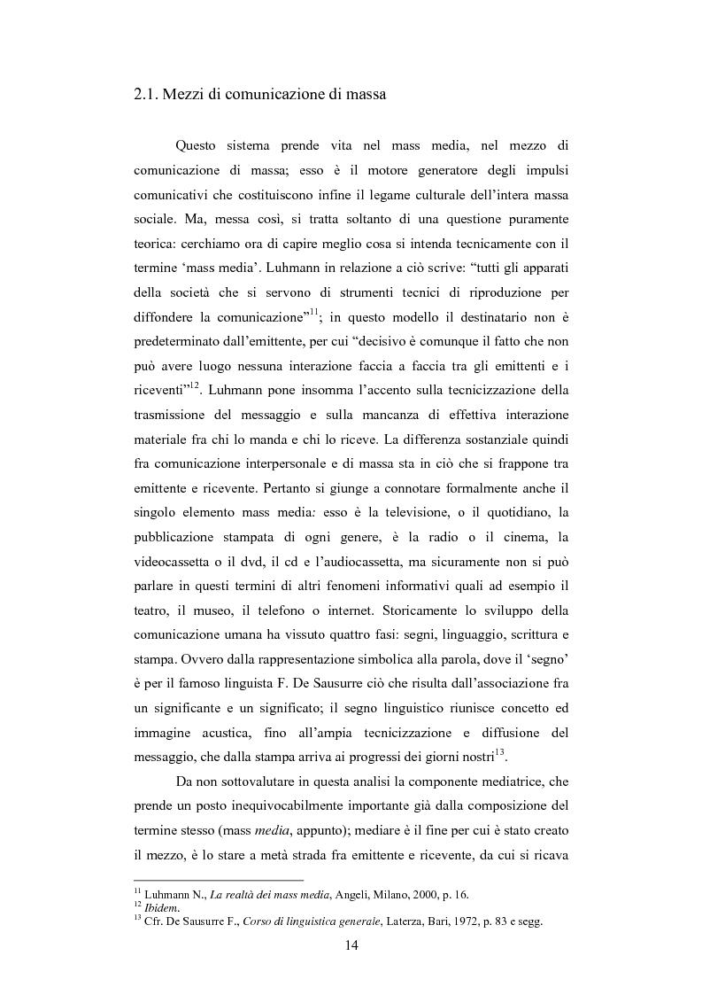 Anteprima della tesi: Il rapporto sinergico fra media e spettacolo: il caso esemplare dei Beatles nell'Inghilterra degli anni Sessanta, Pagina 12