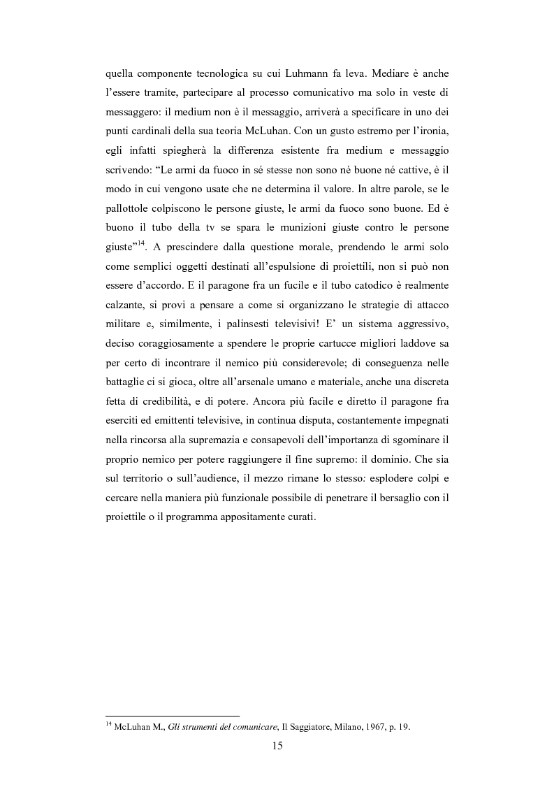 Anteprima della tesi: Il rapporto sinergico fra media e spettacolo: il caso esemplare dei Beatles nell'Inghilterra degli anni Sessanta, Pagina 13