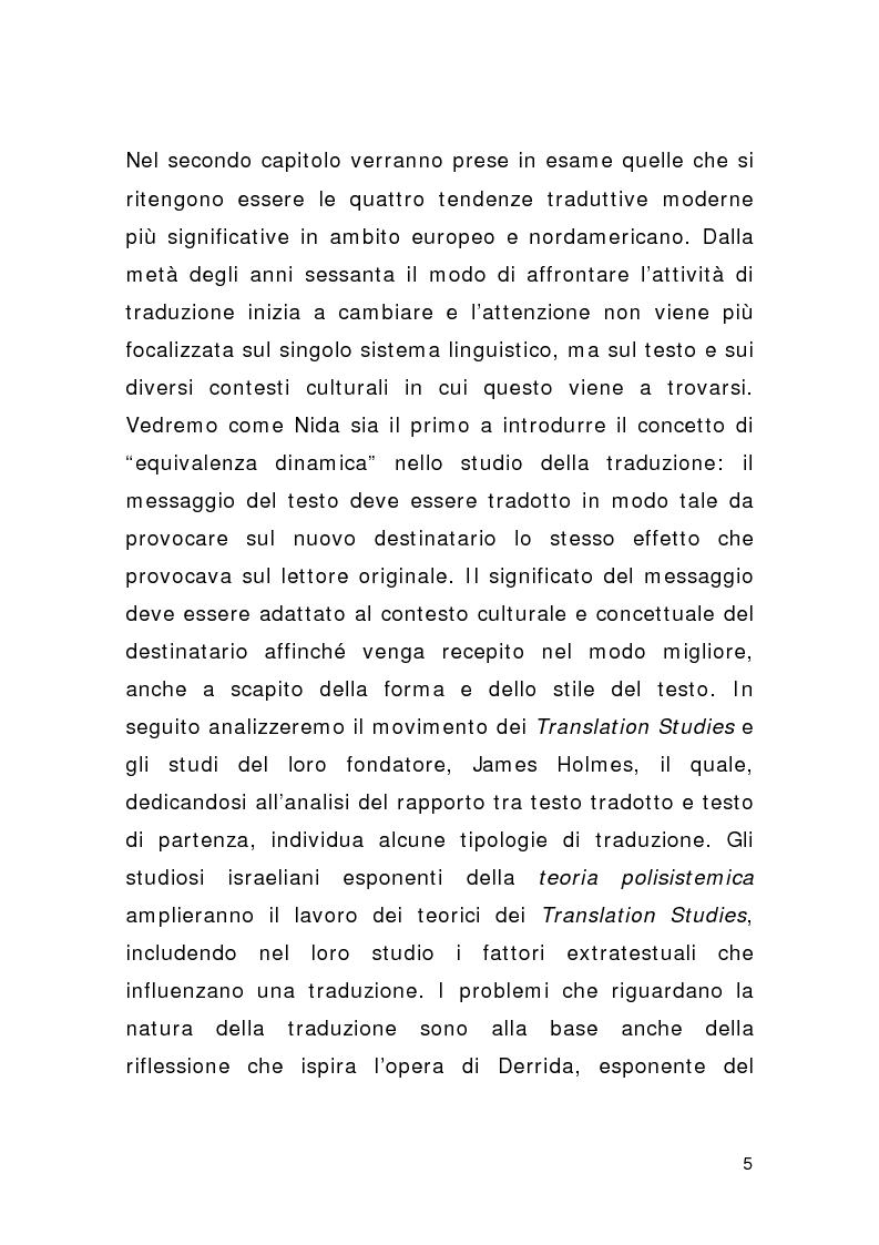 Anteprima della tesi: Traduzione e pubblicità, Pagina 3
