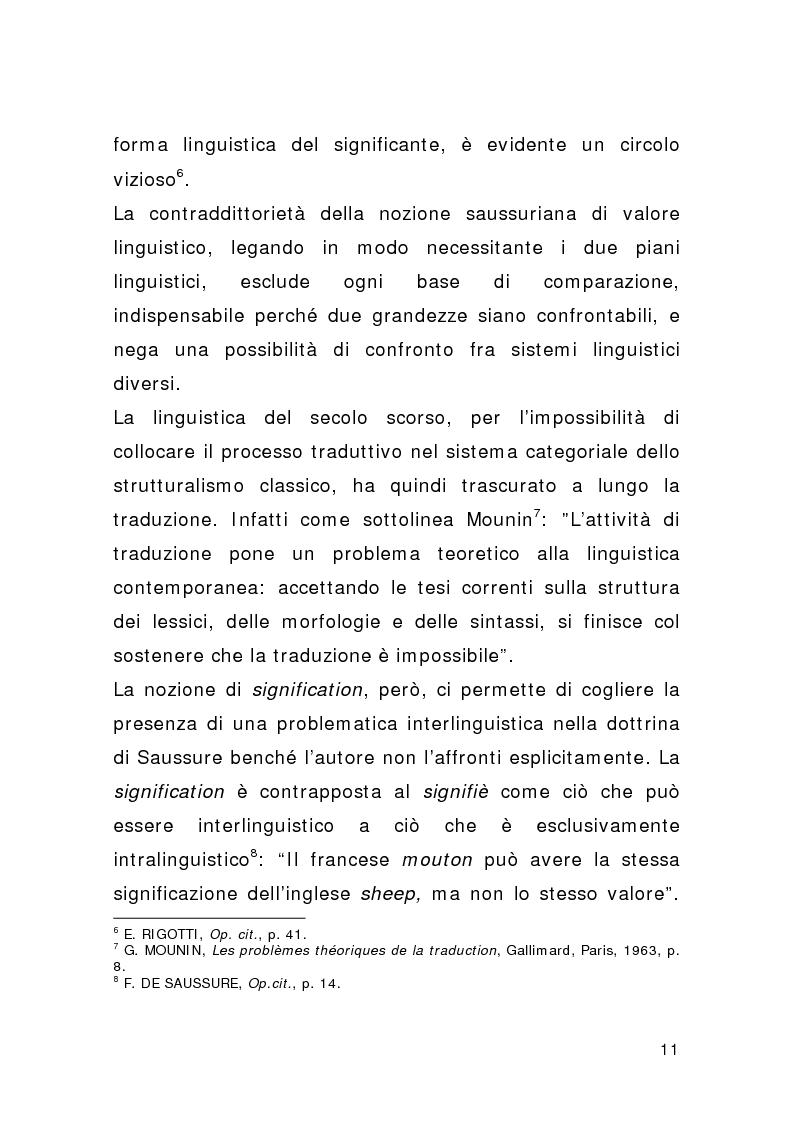 Anteprima della tesi: Traduzione e pubblicità, Pagina 9