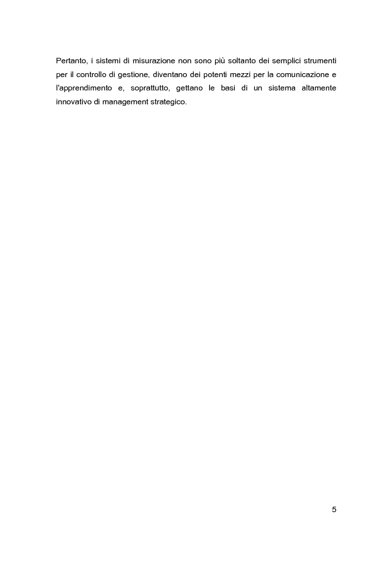 Anteprima della tesi: Contabilità direzionale e controllo di gestione nelle imprese ad elevato contenuto innovativo, Pagina 2