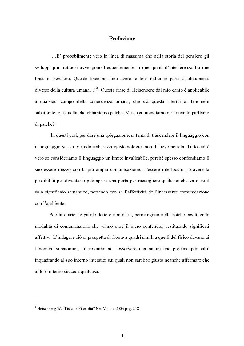 Anteprima della tesi: Tra forma e simbolo: l'inviolato in psicoanalisi, Pagina 1