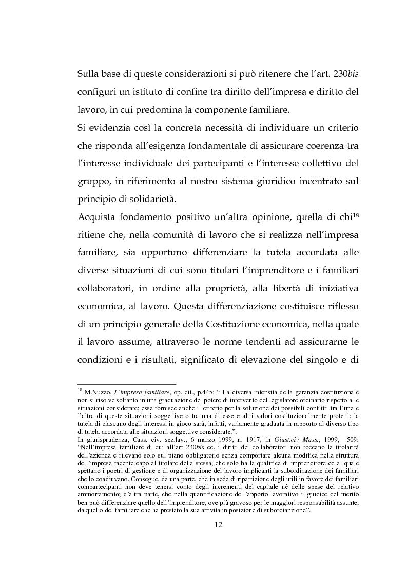 Anteprima della tesi: L'estinzione dell'impresa familiare, Pagina 12