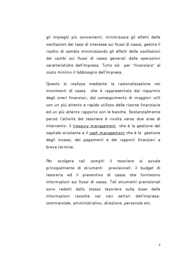Anteprima della tesi: La direzione unitaria nel settore finanziario nei gruppi di imprese, Pagina 2