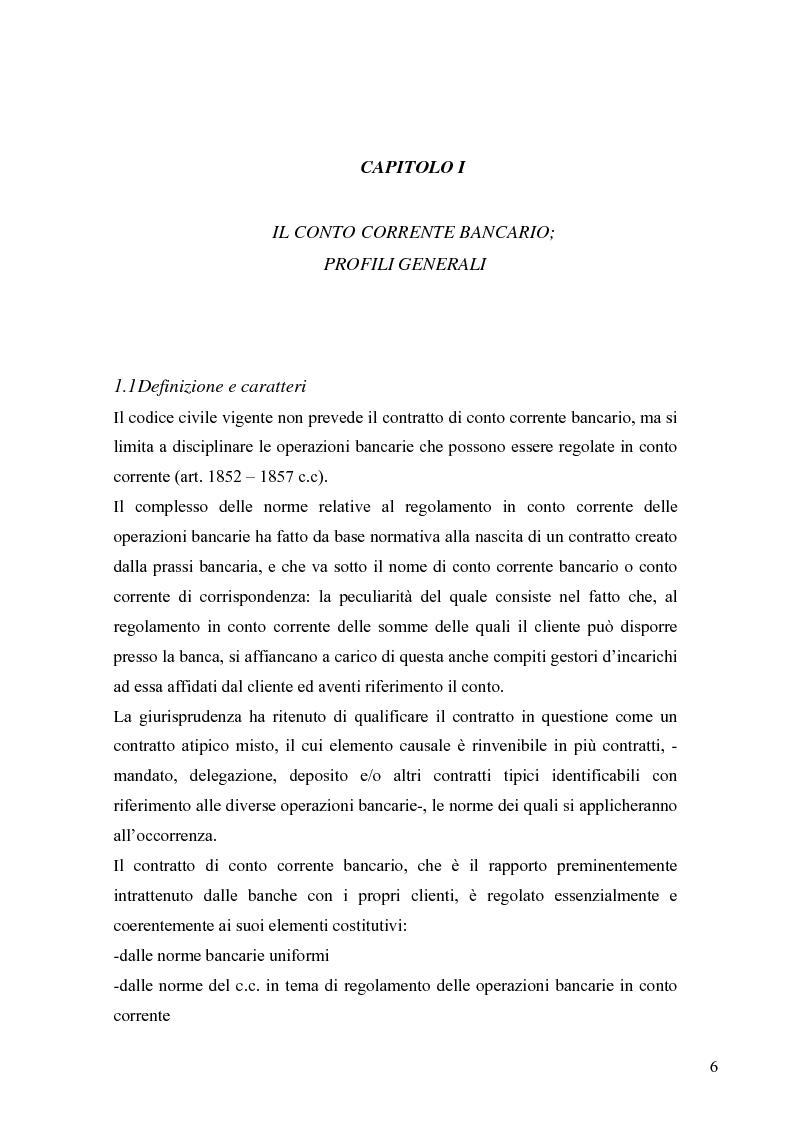 Anteprima della tesi: L'anatocismo bancario, Pagina 3