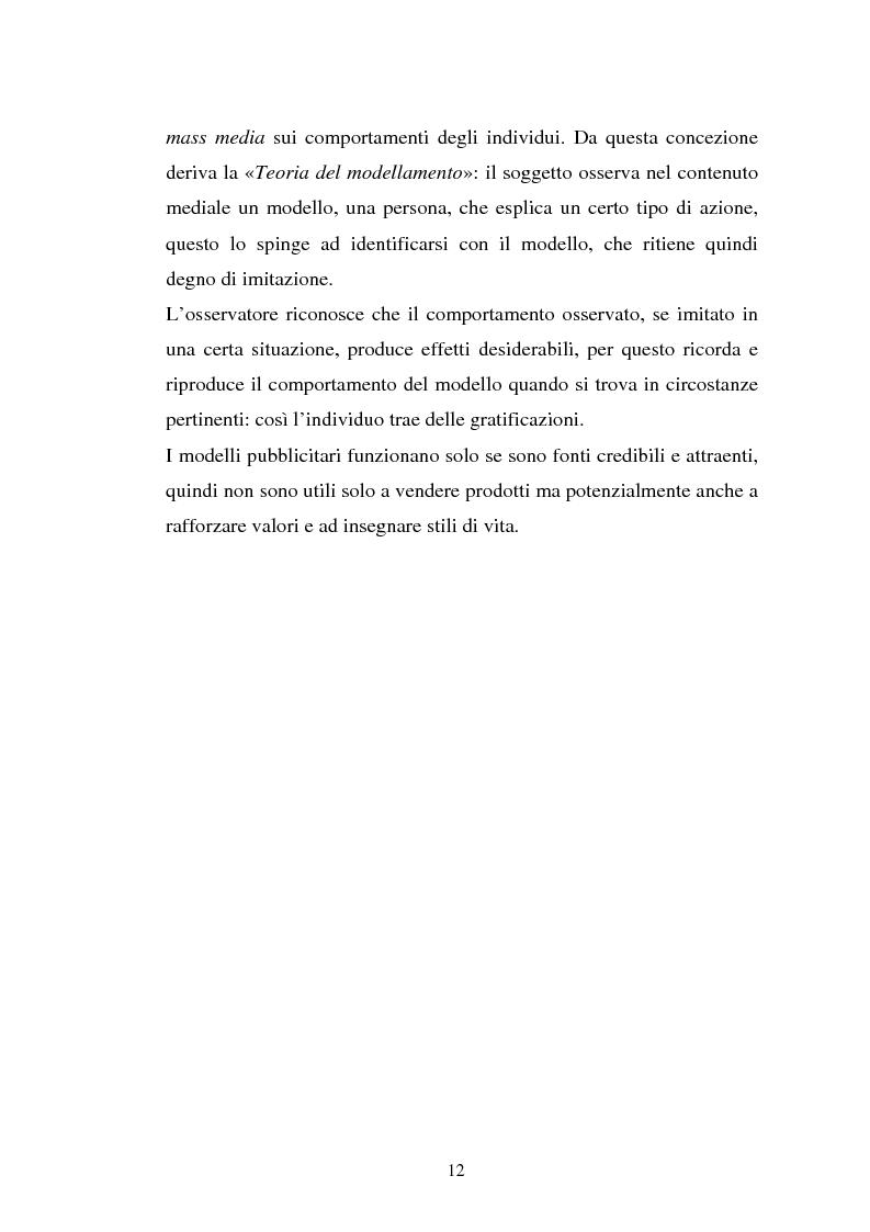 Anteprima della tesi: Comportamento d'acquisto e mondo virtuale: nuovi modelli di business e case studies di e-commerce, Pagina 12