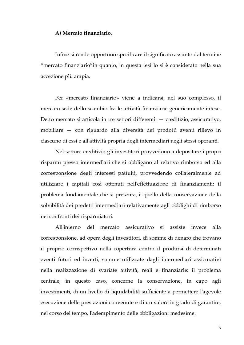 Anteprima della tesi: Il nuovo sistema dei controlli nel sistema finanziario, Pagina 3