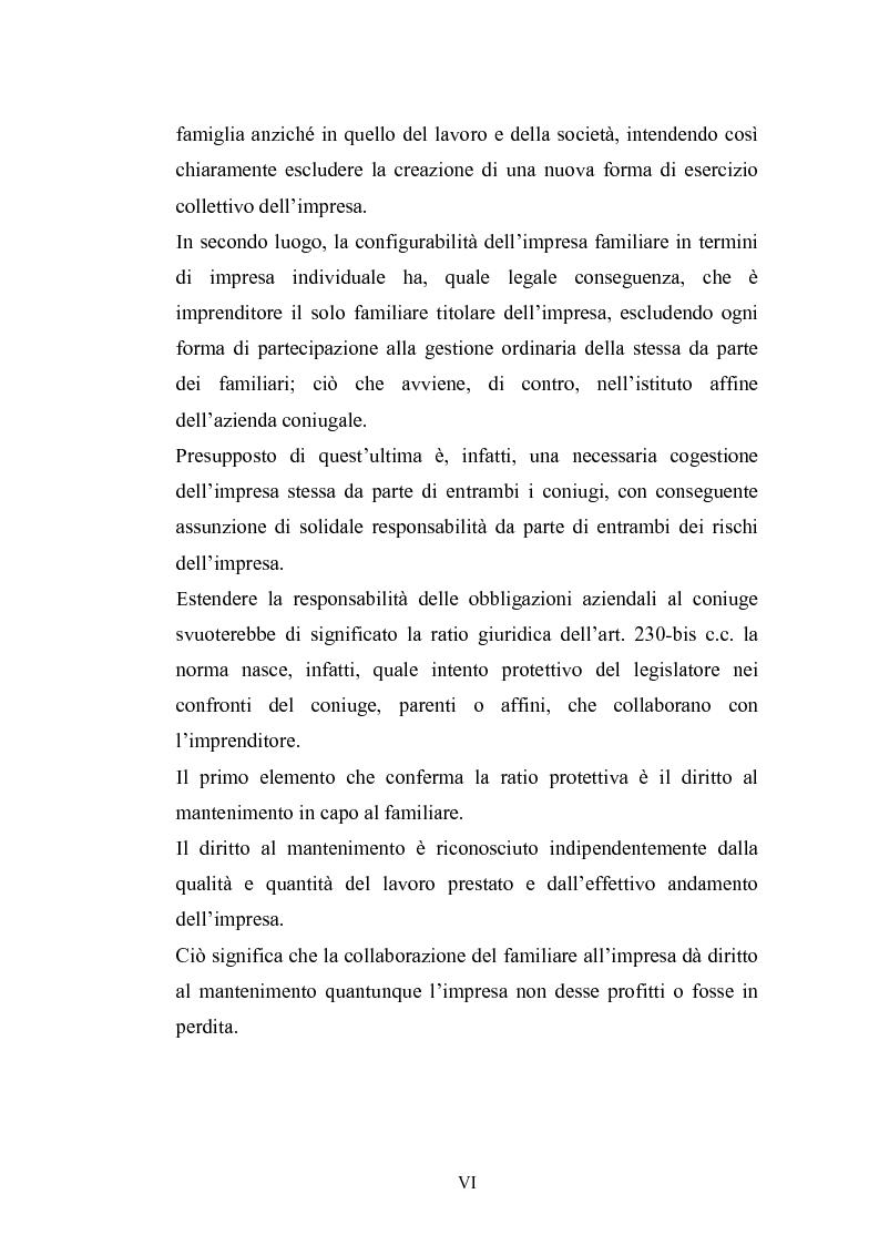 Anteprima della tesi: L'impresa familiare, Pagina 3
