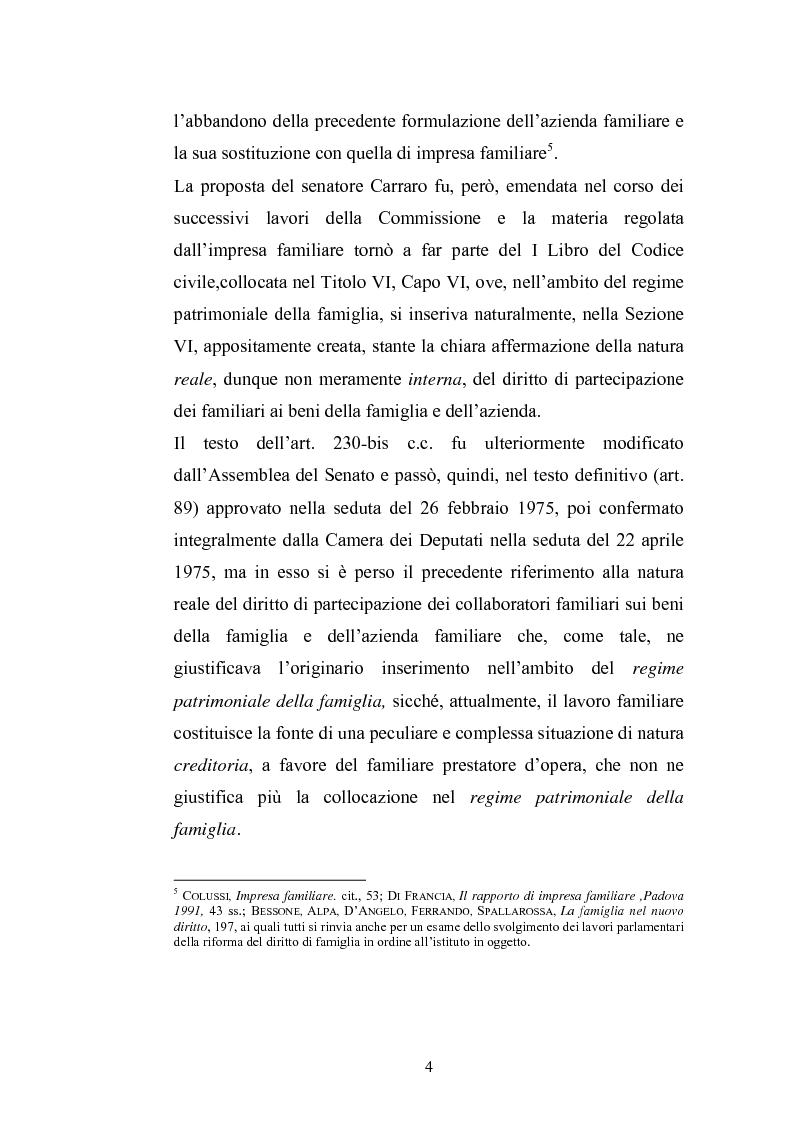 Anteprima della tesi: L'impresa familiare, Pagina 9