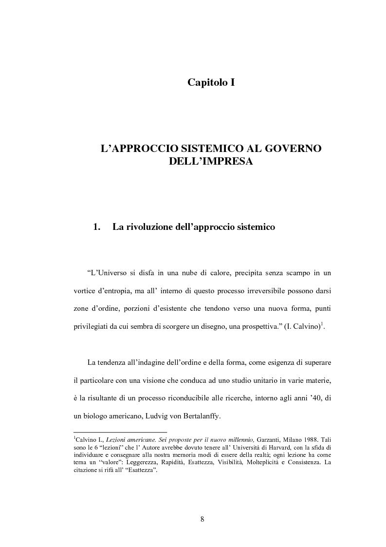Anteprima della tesi: Le nuove frontiere del vantaggio competitivo nel ''business to business'' : e-procurement supply chain management, Pagina 4