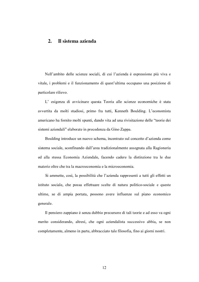 Anteprima della tesi: Le nuove frontiere del vantaggio competitivo nel ''business to business'' : e-procurement supply chain management, Pagina 8