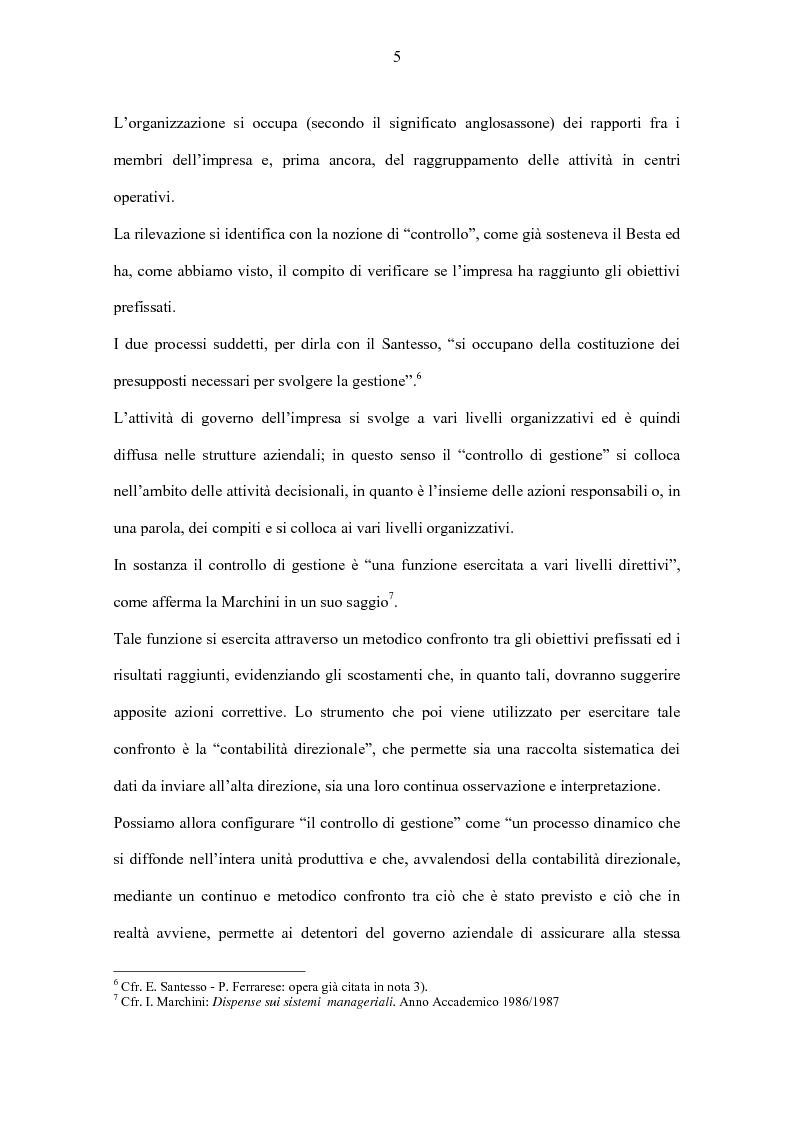 Anteprima della tesi: Il controllo strategico, Pagina 4