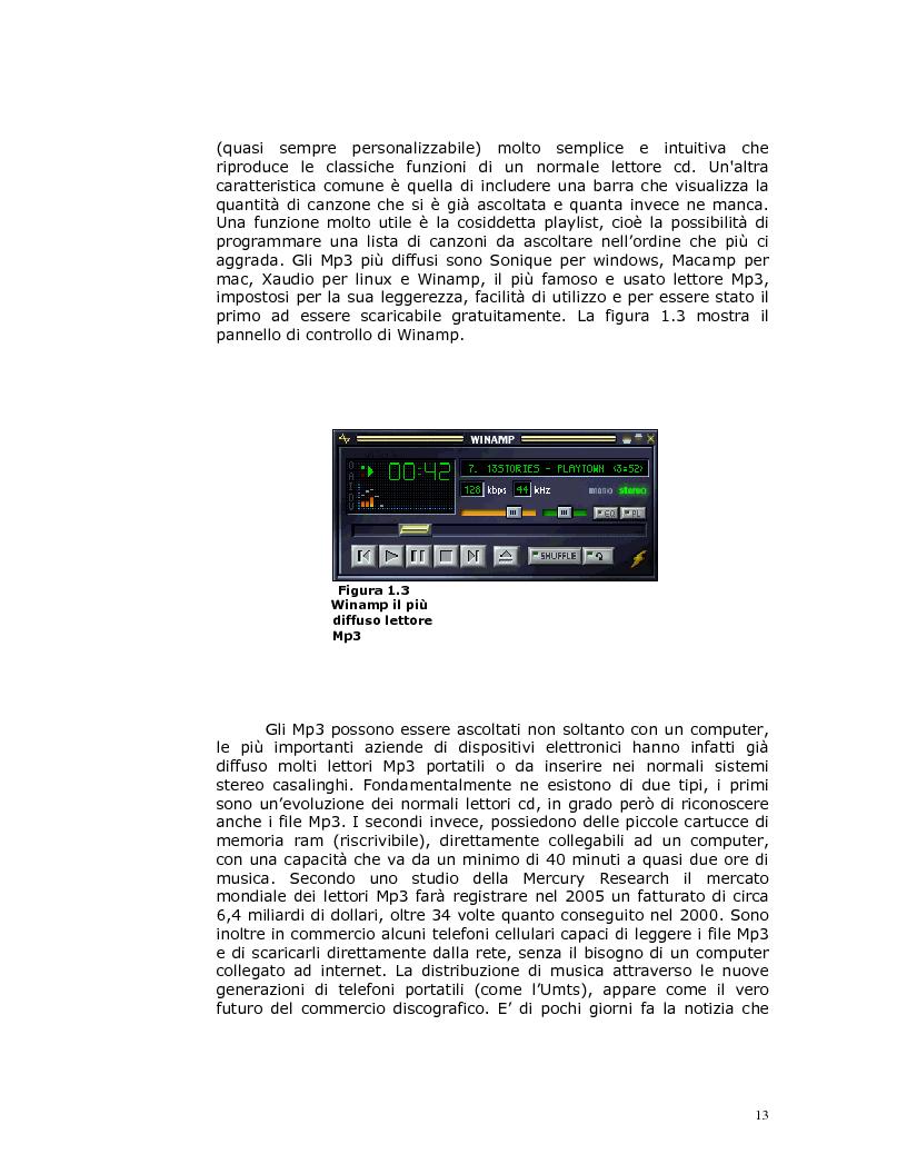 Anteprima della tesi: Note nella rete: Presente e futuro della musica in internet, Pagina 10