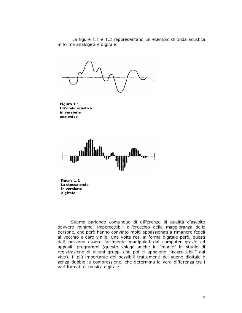 Anteprima della tesi: Note nella rete: Presente e futuro della musica in internet, Pagina 6