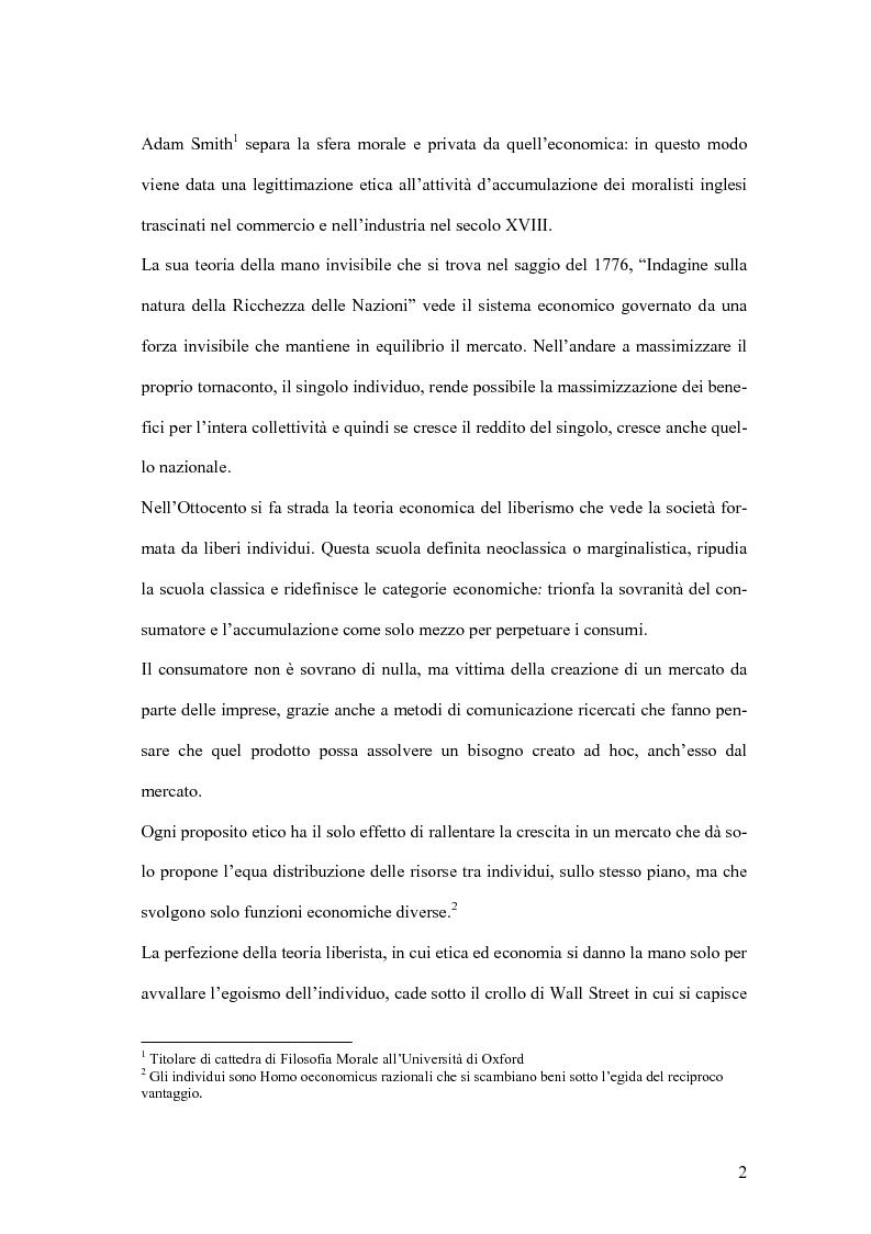 Anteprima della tesi: La responsabilità sociale degli istituti di credito, Pagina 11