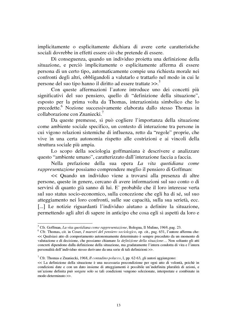 Anteprima della tesi: Il gioco del calcio come fenomeno sociale tra rappresentazione e realtà, Pagina 8