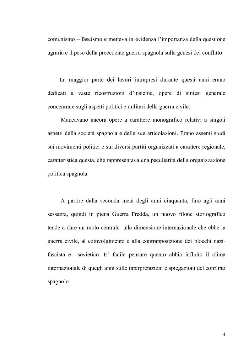 Anteprima della tesi: Aspetti dell'antifascismo cattolico nella guerra civile di Spagna, Pagina 2
