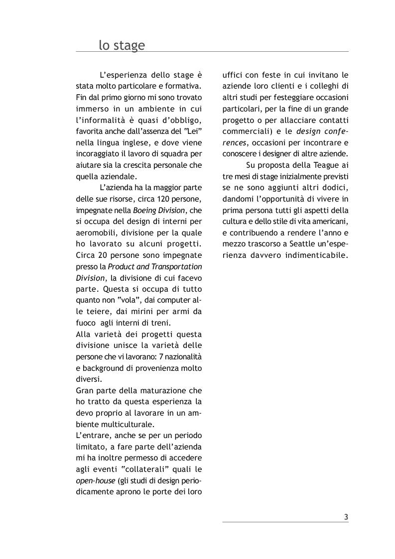 Anteprima della tesi: Lakeliner, treno ad alta velocita per il MidWest, Pagina 1