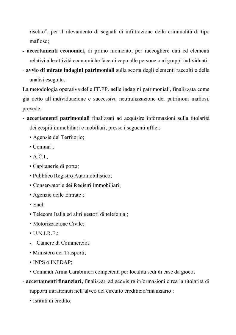 Anteprima della tesi: Le misure di prevenzione, Pagina 10