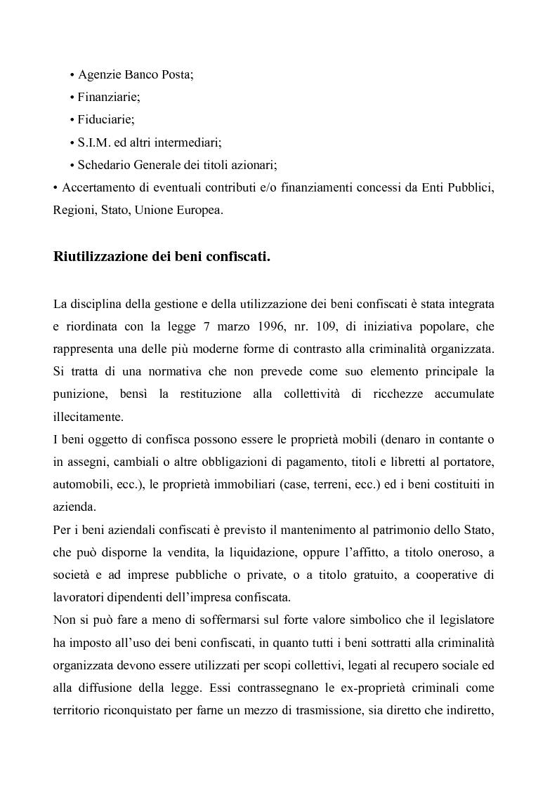 Anteprima della tesi: Le misure di prevenzione, Pagina 11