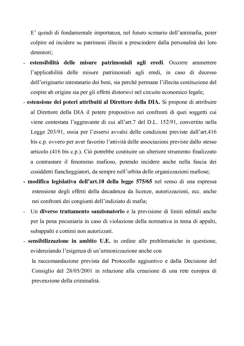 Anteprima della tesi: Le misure di prevenzione, Pagina 15