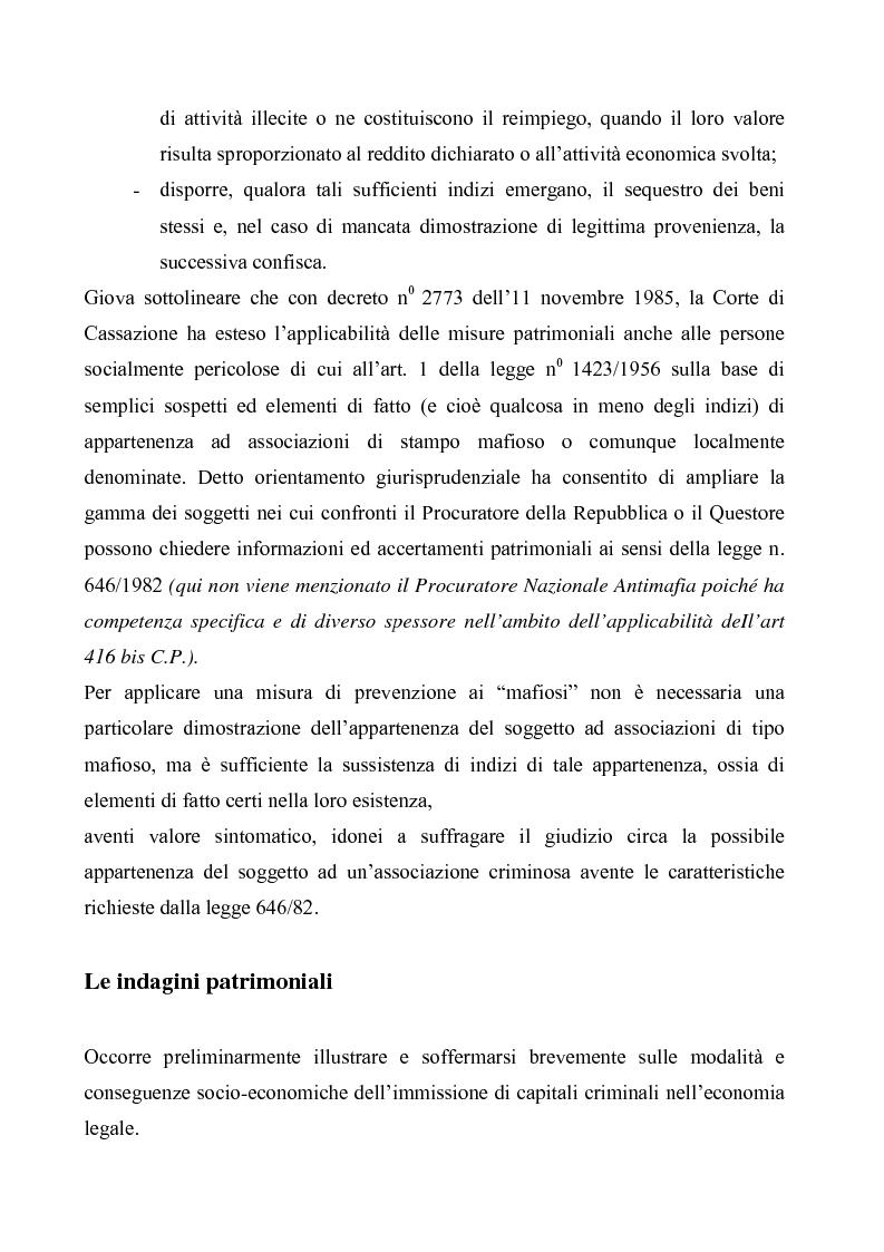 Anteprima della tesi: Le misure di prevenzione, Pagina 7