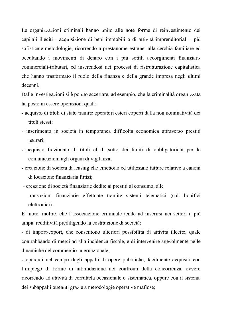 Anteprima della tesi: Le misure di prevenzione, Pagina 8