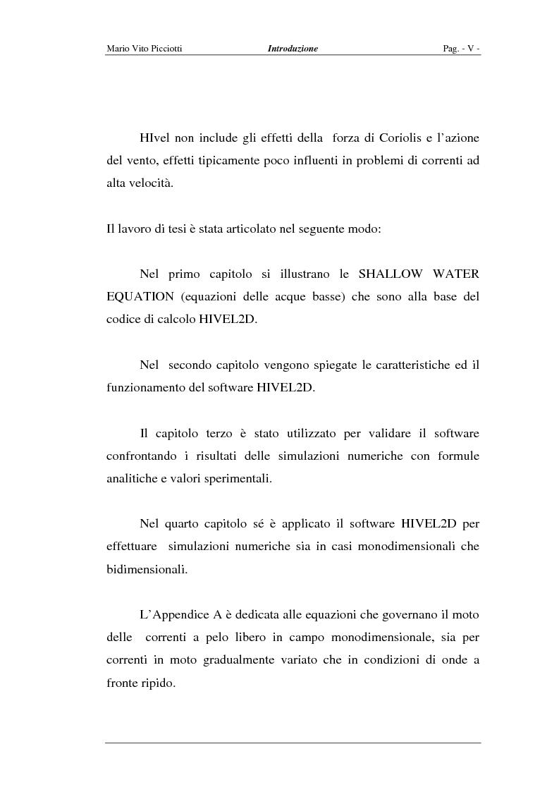 Anteprima della tesi: Simulazione numerica di onde a fronte ripido, Pagina 2