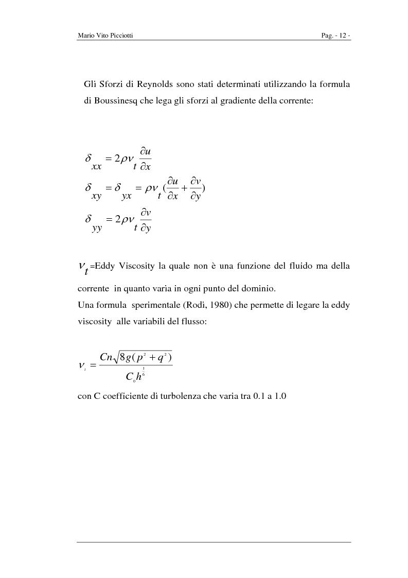 Anteprima della tesi: Simulazione numerica di onde a fronte ripido, Pagina 9