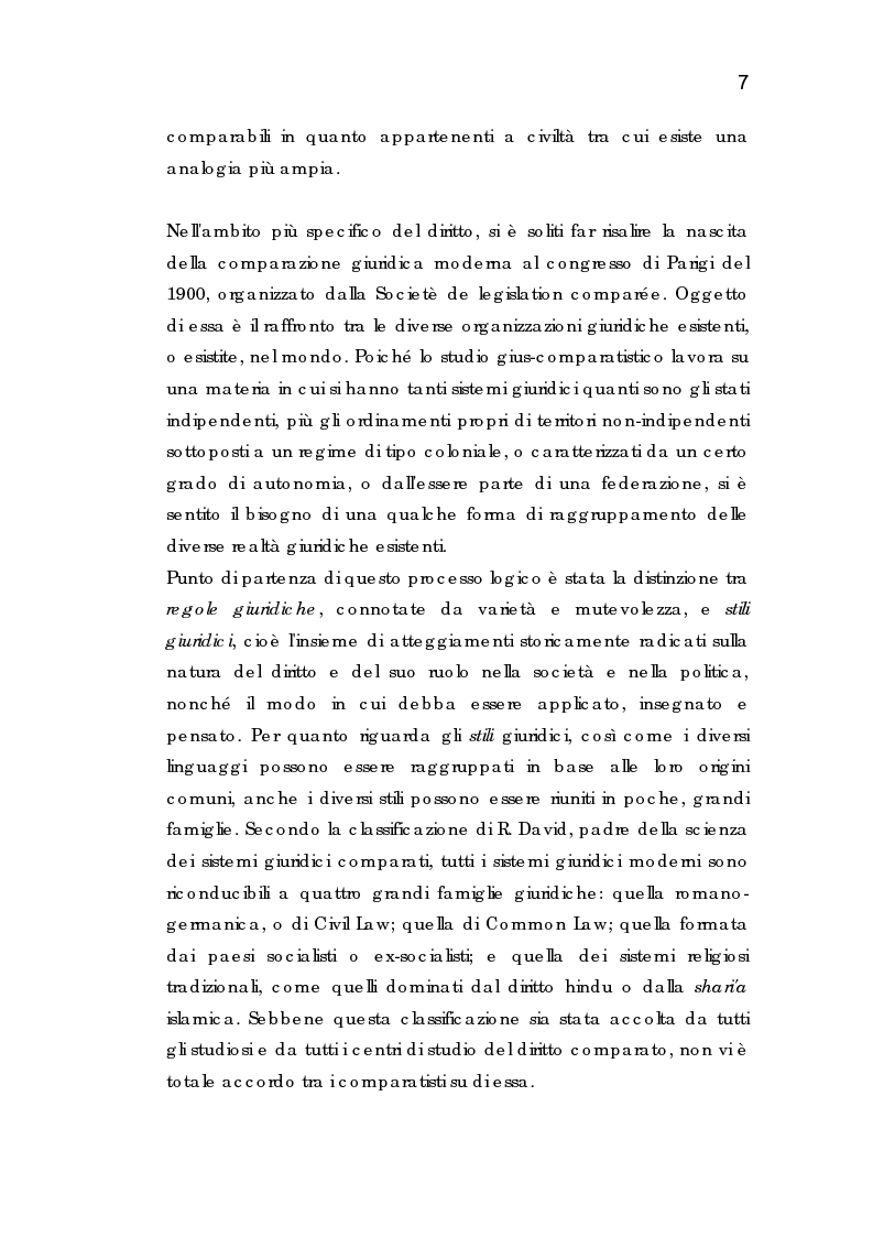 Anteprima della tesi: Analisi economica dell'espropriazione, Pagina 7