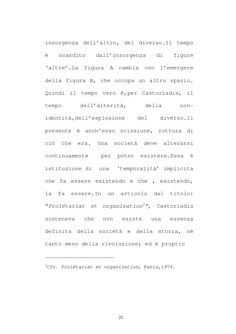 Anteprima della tesi: L'evoluzione del pensiero politico di Cornelius Castoriadis, Pagina 13