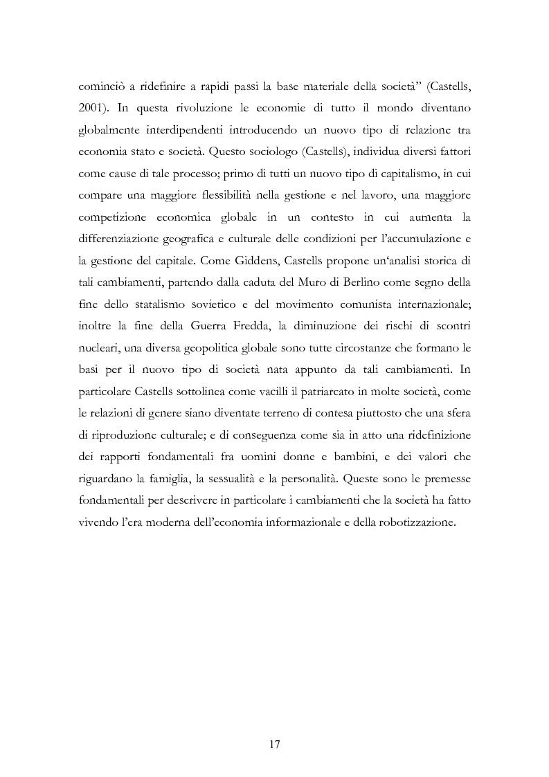 Anteprima della tesi: I New Media I Giovani e la Democrazia, Pagina 13