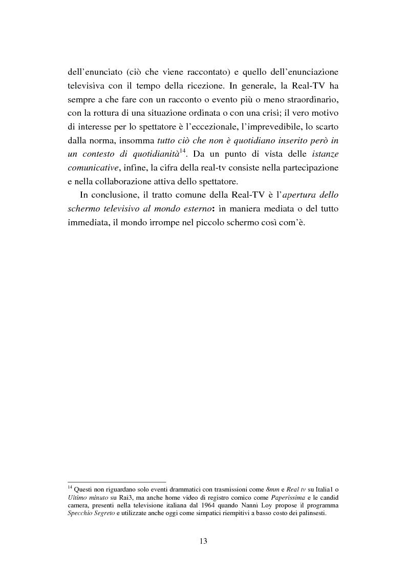 Anteprima della tesi: Changing Rooms. Dal format inglese alla ri- produzione italiana, Pagina 13