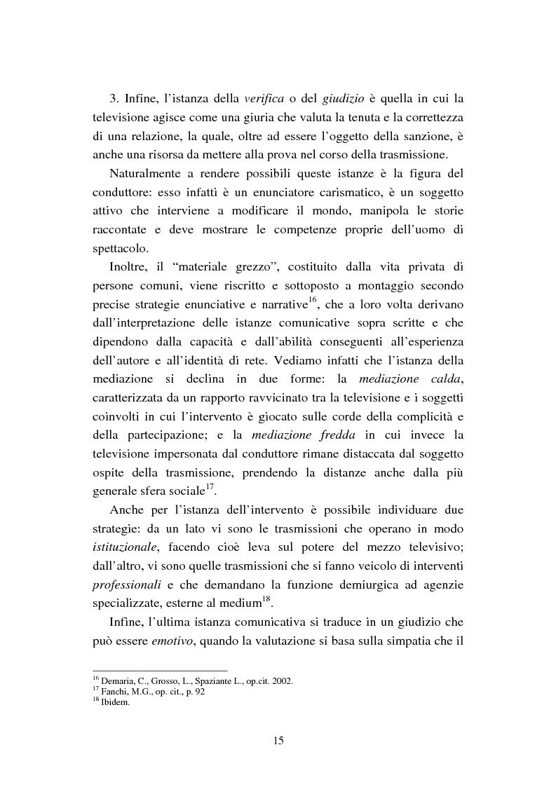Anteprima della tesi: Changing Rooms. Dal format inglese alla ri- produzione italiana, Pagina 15