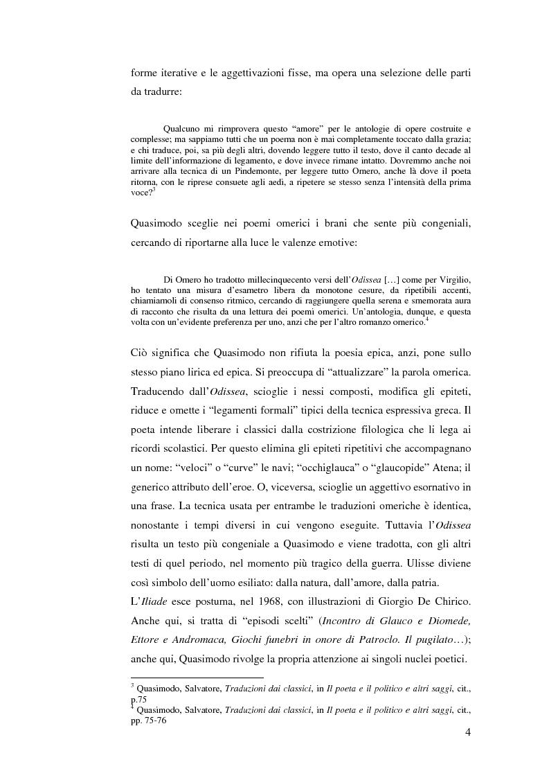 Anteprima della tesi: Quasimodo traduttore di Neruda, Pagina 4
