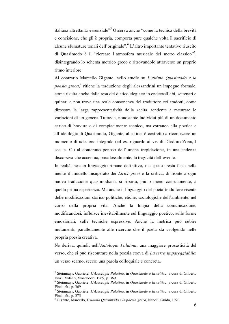 Anteprima della tesi: Quasimodo traduttore di Neruda, Pagina 6
