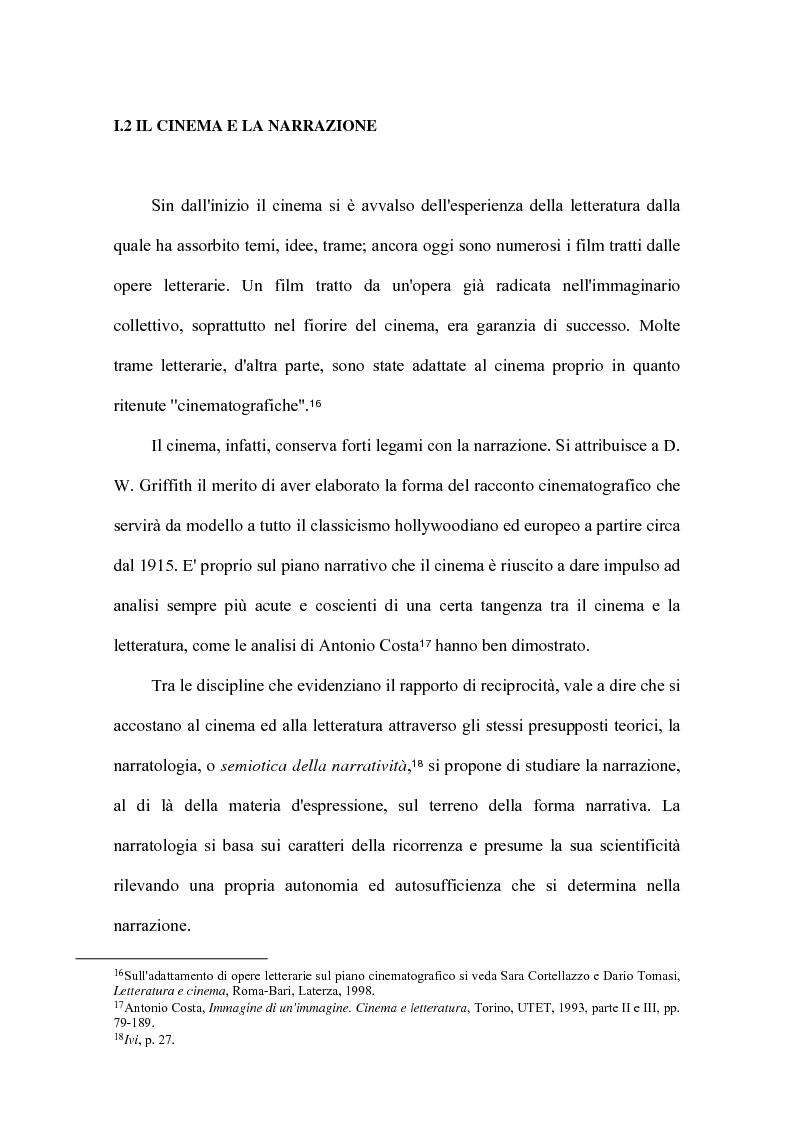Anteprima della tesi: Cinema e letteratura: due immagini di C. S. Lewis, Pagina 6