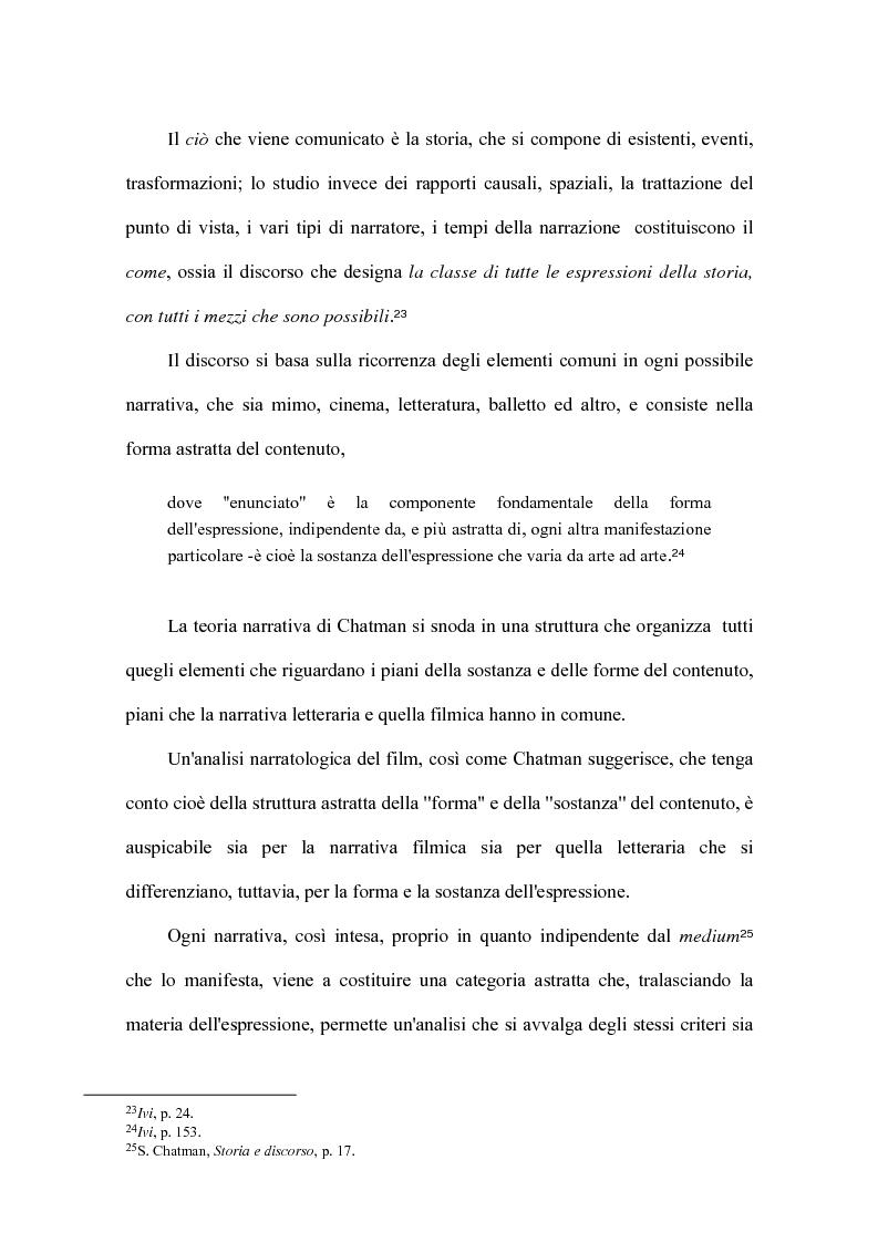 Anteprima della tesi: Cinema e letteratura: due immagini di C. S. Lewis, Pagina 8