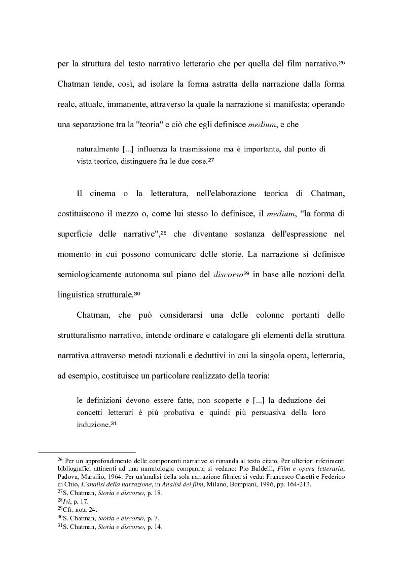 Anteprima della tesi: Cinema e letteratura: due immagini di C. S. Lewis, Pagina 9