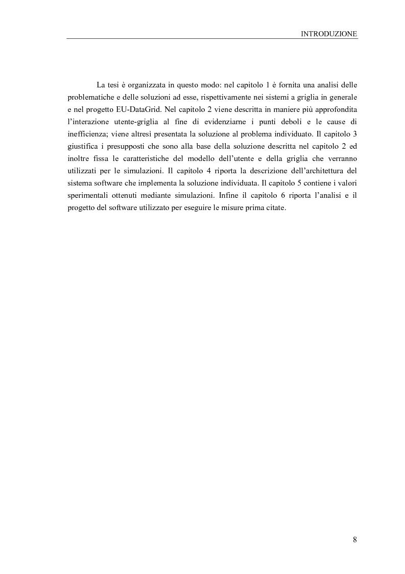 Anteprima della tesi: Determinazione mediante Reti Neurali del profilo dell'Utente di una computing grid, Pagina 3