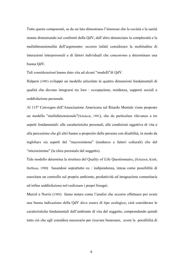 Anteprima della tesi: Attività Motoria Adattata Domiciliare e Stile di Vita Attivo: Esperienza di Tirocinio, Pagina 4