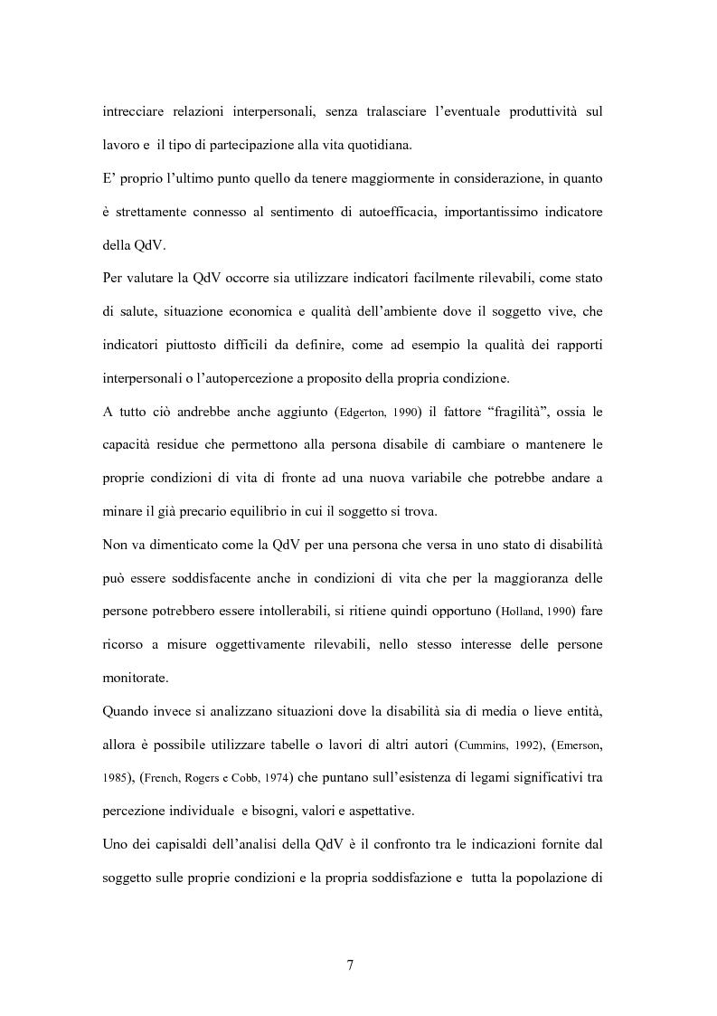 Anteprima della tesi: Attività Motoria Adattata Domiciliare e Stile di Vita Attivo: Esperienza di Tirocinio, Pagina 5