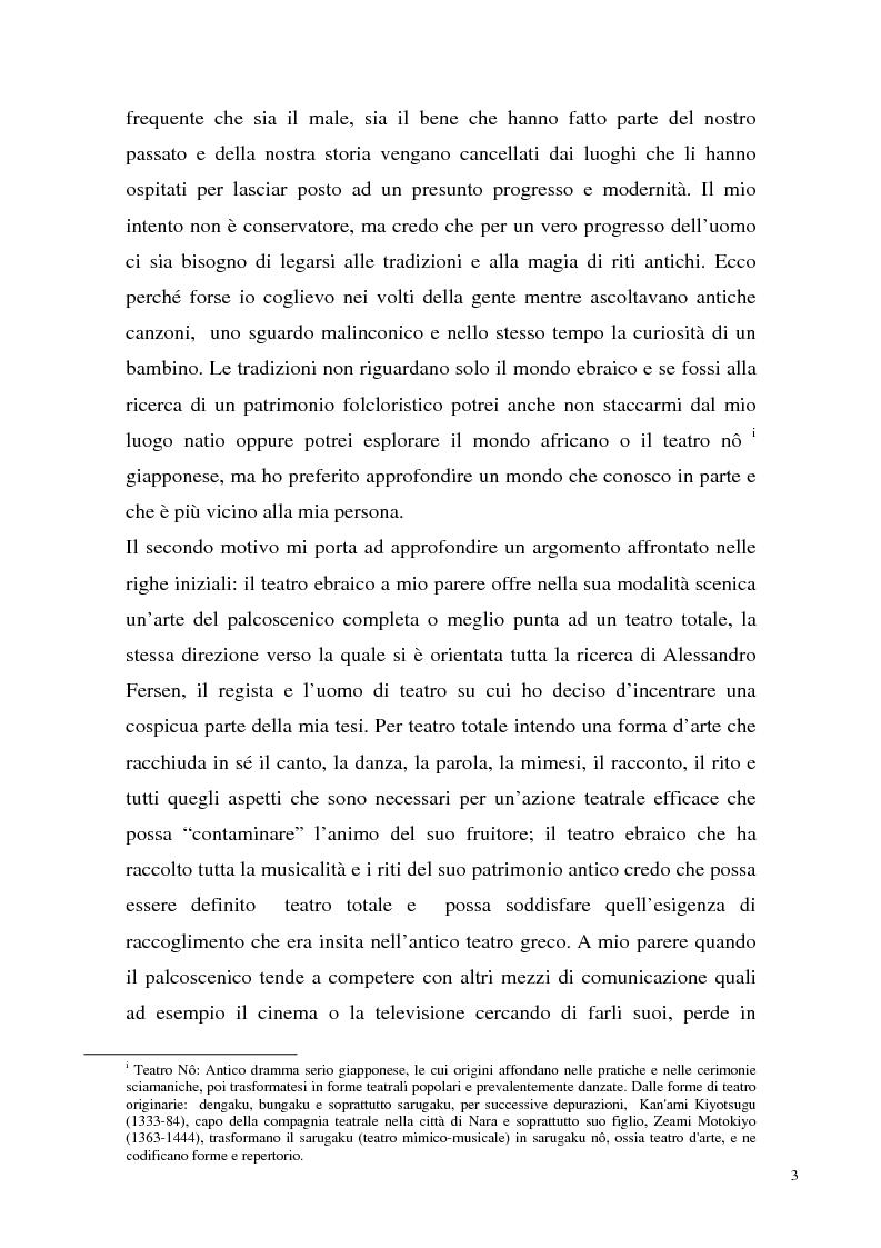 Anteprima della tesi: Fersen, ovvero il ritorno al rito, Pagina 6