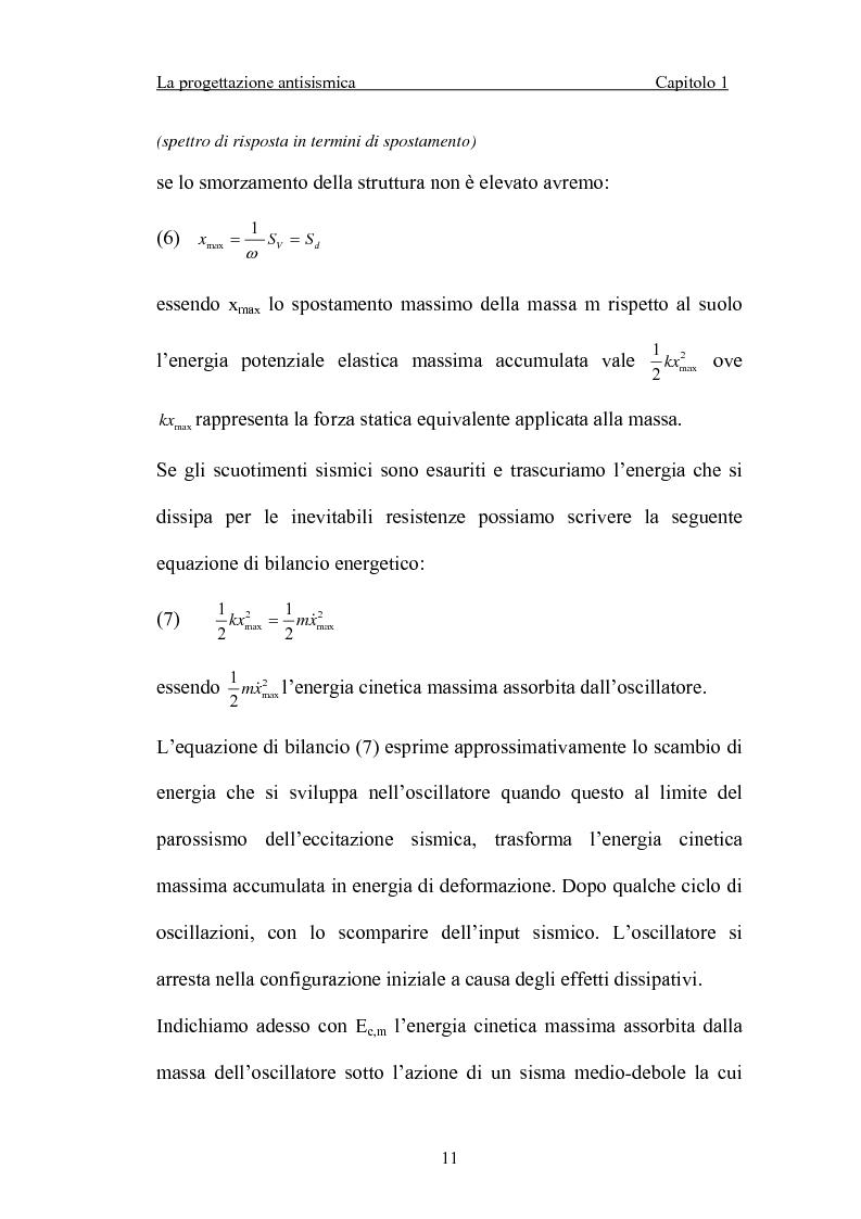 Anteprima della tesi: La 'gerarchia delle resistenze' nella progettazione antisismica, Pagina 11