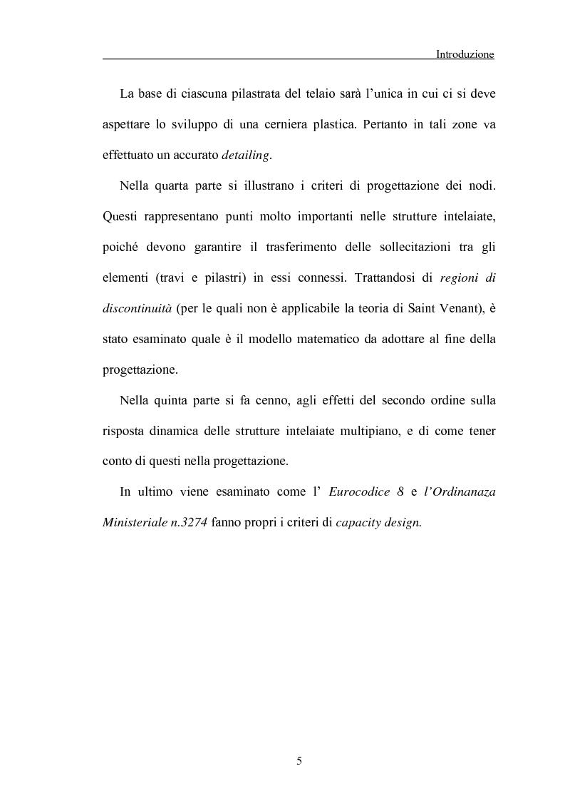 Anteprima della tesi: La 'gerarchia delle resistenze' nella progettazione antisismica, Pagina 5