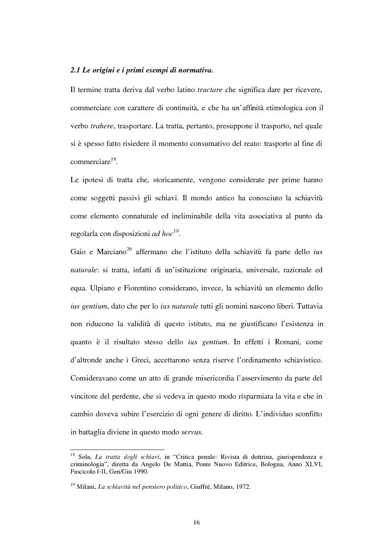 Anteprima della tesi: Il traffico degli esseri umani, Pagina 13