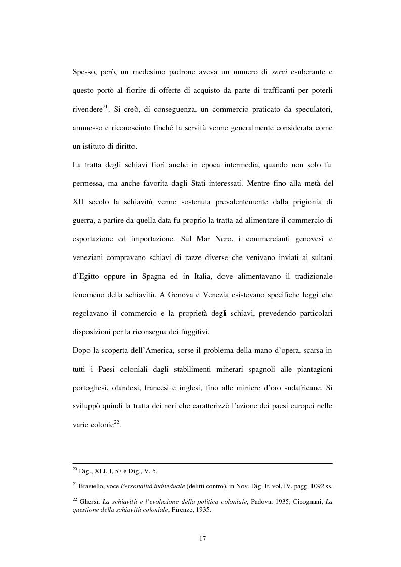 Anteprima della tesi: Il traffico degli esseri umani, Pagina 14