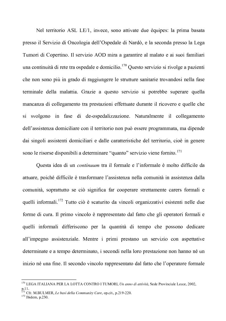 Anteprima della tesi: Il malato terminale: il lavoro sociale con i morenti, Pagina 10