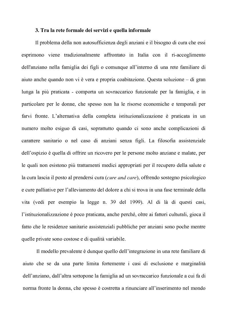 Anteprima della tesi: Il malato terminale: il lavoro sociale con i morenti, Pagina 5