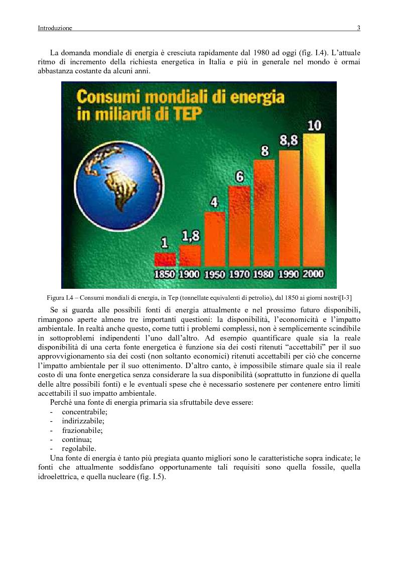 Anteprima della tesi: Problematiche di sicurezza nella produzione di idrogeno mediante impianti HTR, Pagina 5